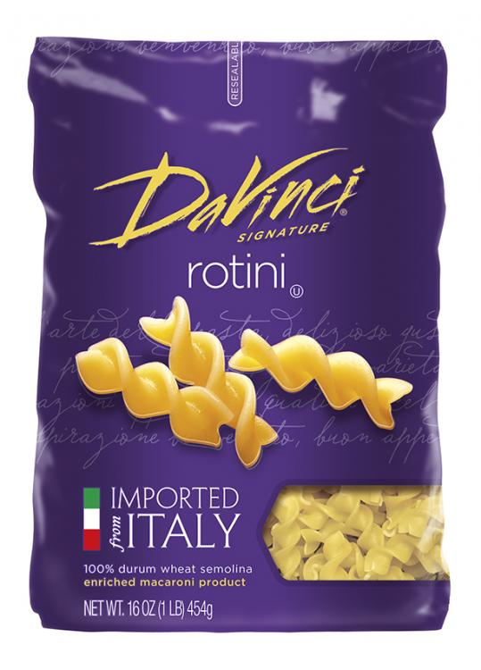 DaVinci Signature Pasta Rotini - Simple Skillet Rotini Mac & Cheese