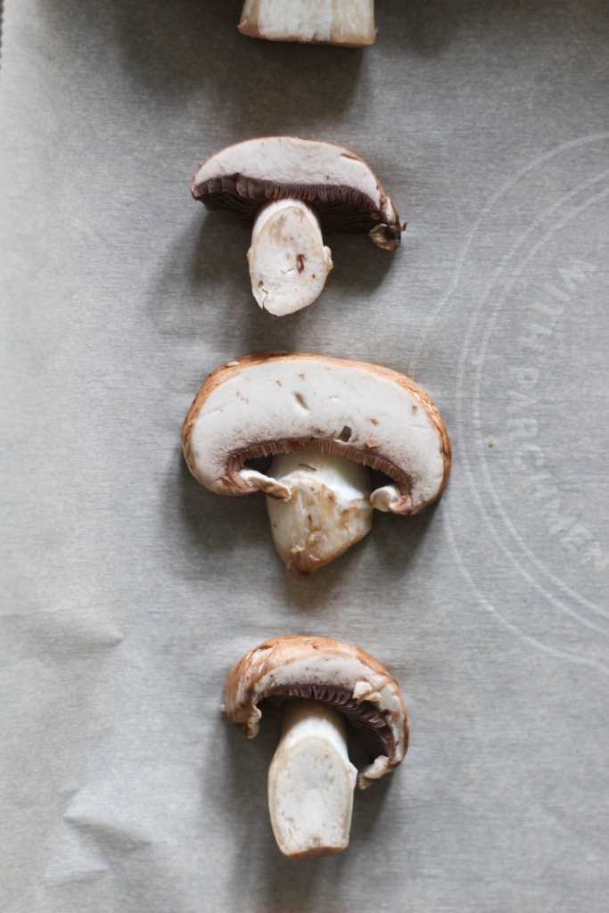 Rustic Tuscan Mushroom Tart Tutorial 2 683x1024 - Rustic Tuscan Mushroom Tart